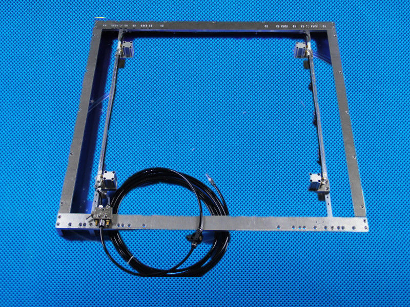 Multifunctional SMT Machine Parts Steel Net Switch Frame For Screen Printing Equipments