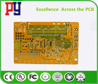 China Placa de circuito Fr4 sem fio do router 1.6mm, processamento universal de ENIG da placa do PWB fábrica